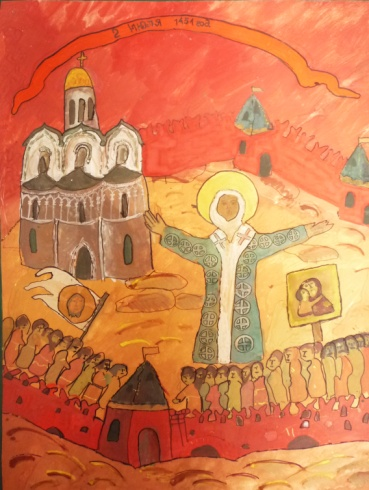 «Монастыри-сторожи земли русской»